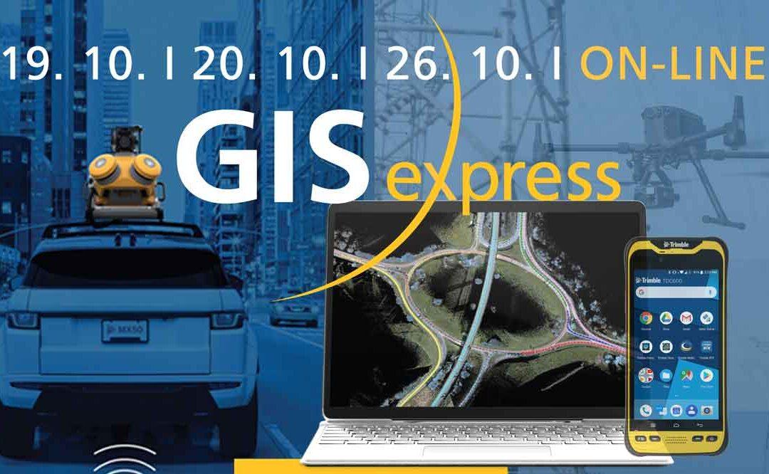 Pozvánka na GIS Express